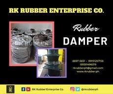 Rubber Damper Supplier