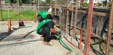 HOMEGUARD™ TERMITE RETICULATION SYSTEM
