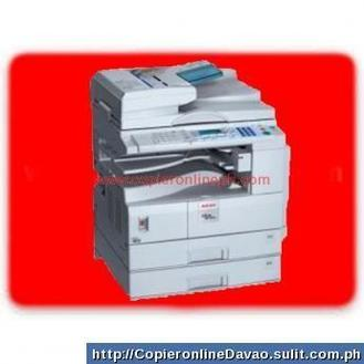 Davao copier xerox machine RICOH AFICIO MP2000 digital