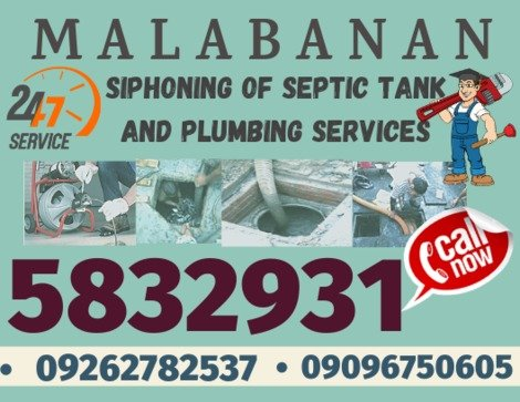 Malabanan Siphoning & Plumbing Services