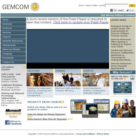 Gemcom Software International