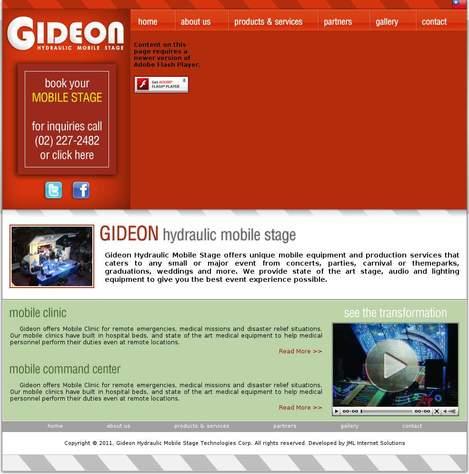 Gideon Corporation