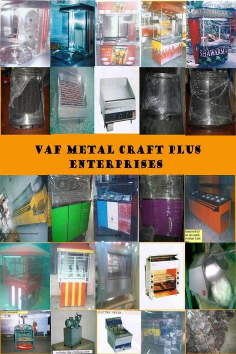 V.A. FUENTES GLASS & METALCRAFT ENTERPRISES