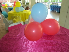 Baptismal Package and Party Catering Services