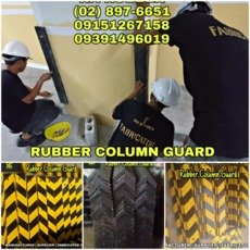 Rubber Column Guard Direct Manufacturer Philippines