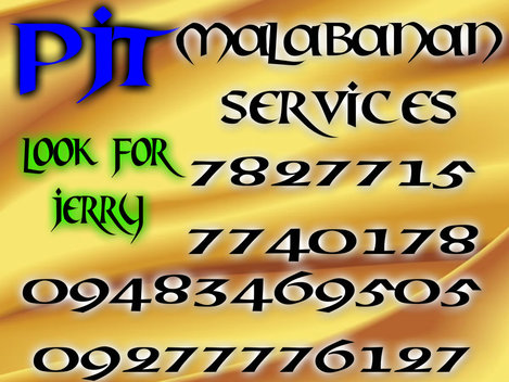 PJT MAALABANAN SIPHONING AND PLUMBING SERVICES 7827715