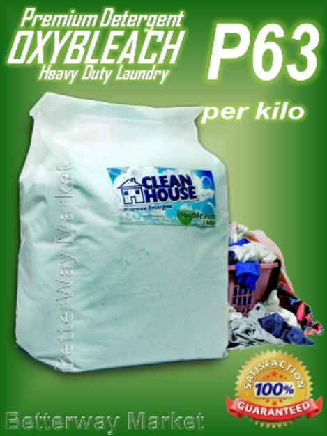 Premium Detergent Oxybleach (Ariel Quality)