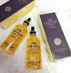 24K GOLDZAN GOLD ESSENCE AMPOULE BY SKINATURE™