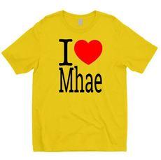 Best I Heart Couple T-shirt