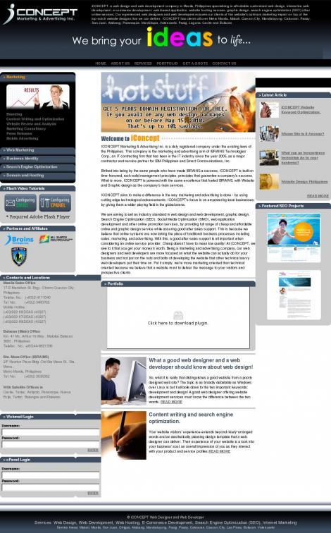 iConcept Marketing And Advertising Inc.