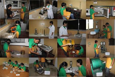 Laboratory Testing and Analysis