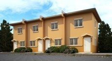Affordable House and Lot in Tarlac - 2 Bedrooms Townhouse