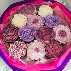 Flower Buoqcakes