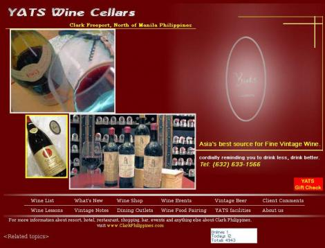 Clark Wine Center