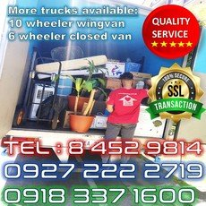 MOVING LIPAT BAHAY TRUCK FOR HIRE