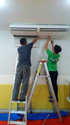 Aircon Preventive Maintenance
