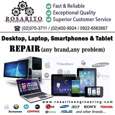 Laptop, Desktop, Smartphones, Netbook & Tablets REPAIR