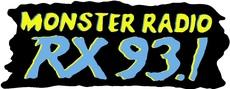 DWRX-FM Monster Radio RX 93.1