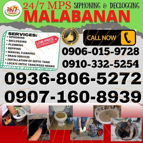 MPS 24/7 MALABANAN & PLUMBING SERVICES