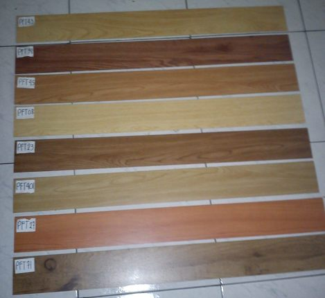 Hornitex Vinyl Wood Planks Quezon City Metro Manila