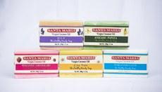 Santa Maria Healthy Beauty VCO Soap 100g