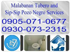 Quezon City Malabanan / Siphoning of Pozo Negro Services