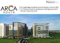 Arca South Commercial Property