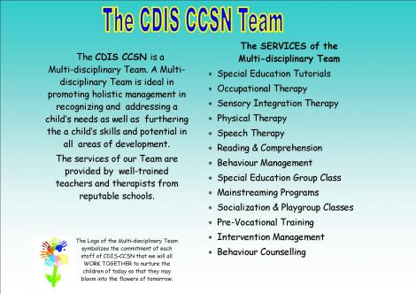 GTD Create and Discover Integrated School and Center for Children with Special Needs
