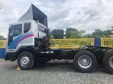 10 wheeler tractor head truck - cummins engine