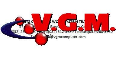 VGM Computer Work System - Cebu
