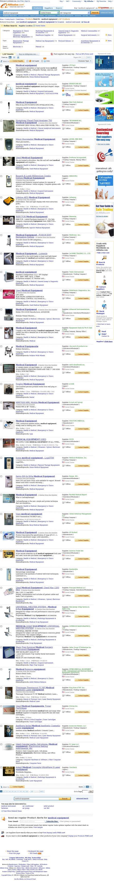 United Medical Equipment Trading •