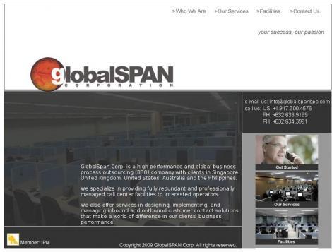 globalSPAN Corp.