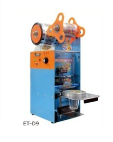 ETON MANUAL CUP SEALER WITH MECHANICAL COUNTER ET-D9