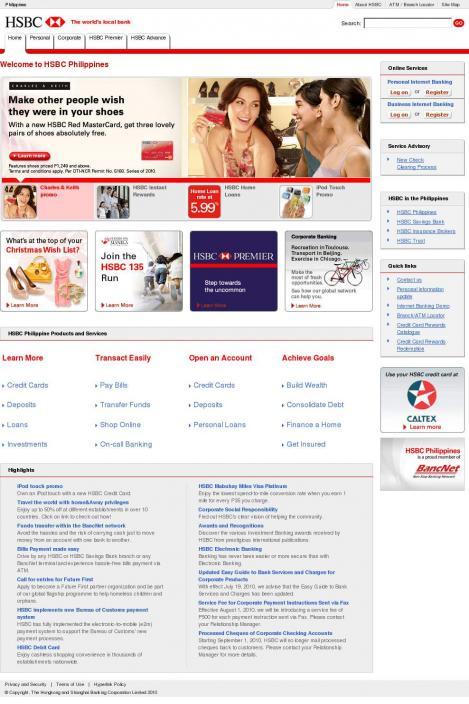 Hsbc Credit Card Online