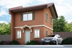 Affordable House and Lot in Tarlac - 2 Bedrooms (Camella)