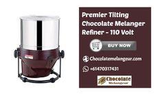 Buy Premier Tilting Chocolate Refiner | Cocoa Melanger Online