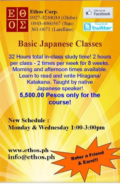 Japanese Language Study