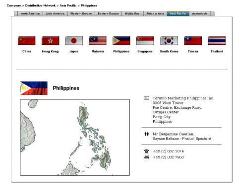 Terumo Marketing Philippines •