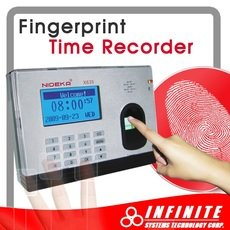 YOKATTA X639 BIOMETRICS FINGER PRINT TIME RECORDER