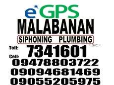 Malabanan Siphoning services 027341601 09094681469