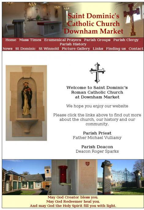 St. Dominic Marketing