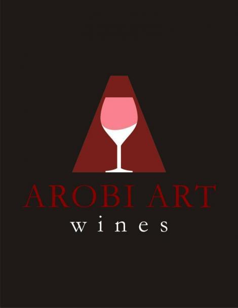 Arobi Art Personalized Wine
