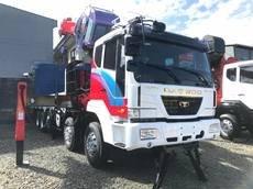 19 tons boom truck (euro4)