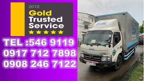 Lipat bahay Trucking services House mover moving company