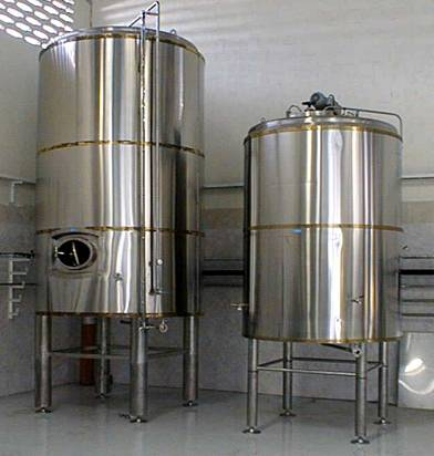 Stainless Chemical Tanks