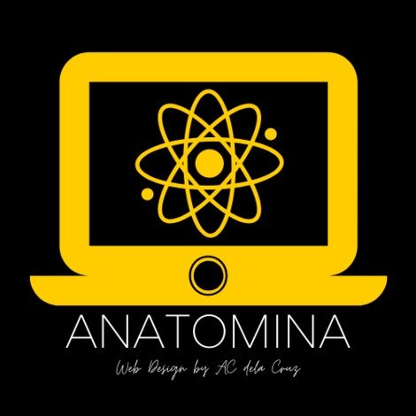Anatomina Web Design by AC dela Cruz