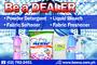 Dishwashing Liquid, Sanitizers, Hand Soaps