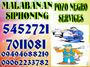 RTJ Malabanan Siphoning Plumbing Services