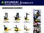 Hyundai Forklift & Warehousing Equipment