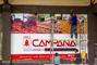 Sticker on Sintra Indoor Billboard Installation